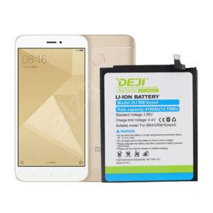 Bateria Xiaomi Note 4 Global 4x Bn43 Deji 4100mah